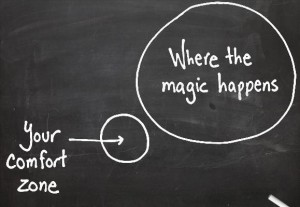 image source: http://blog.ryding2health.com/2014/09/17/guaranteed-success-step-out-of-the-comfort-zone/