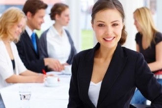 female-executive-smile-networking-skill.