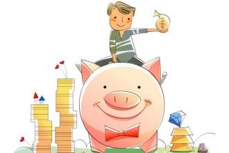 kid pig retirement savings