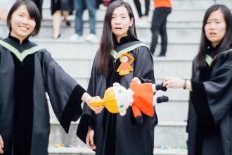 graduation female girls