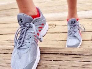 running jogging shoes keep fit healthy sports