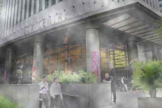 haze sgx singapore stock exchange