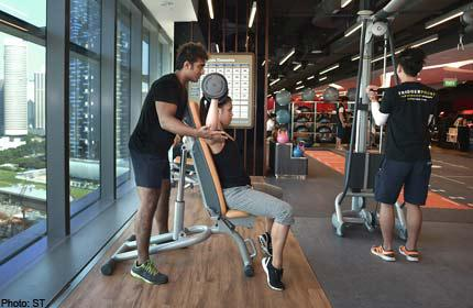 Gym membership comparisons for the thrifty singaporean