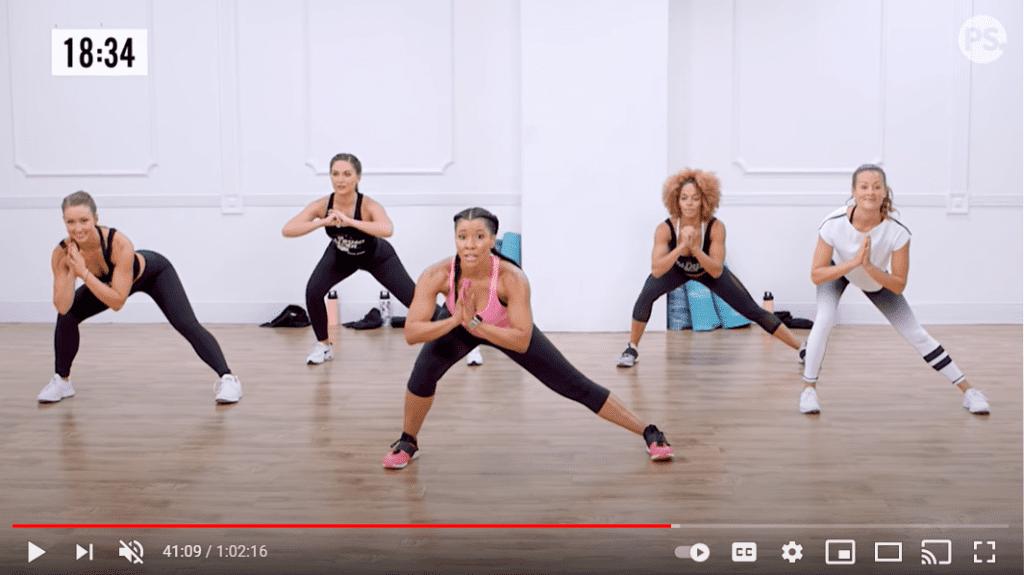 Best Dance Workout Videos Singapore