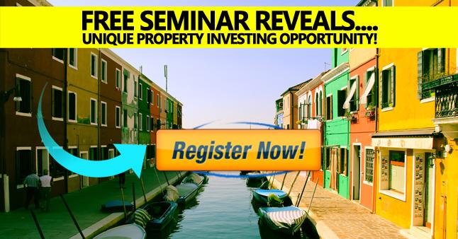 Property Investing Seminar