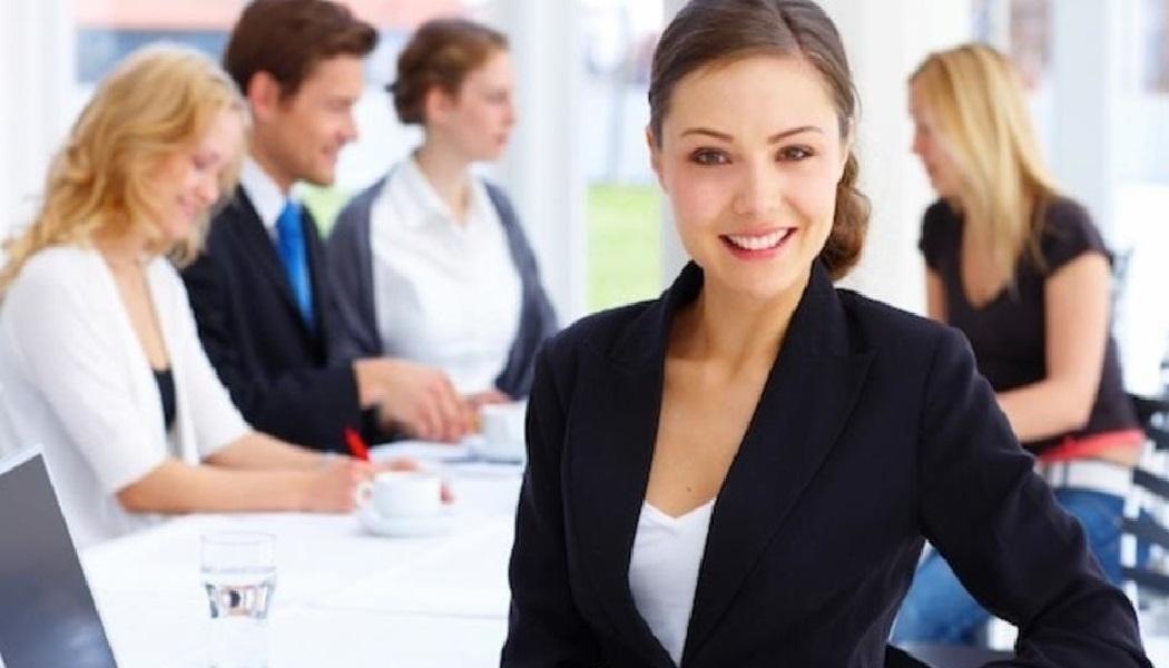 female-executive-smile-networking-skill.