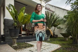 homeowner lady