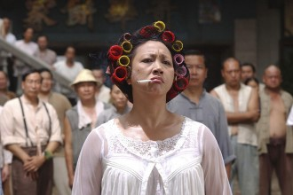 kung fu movie landlady