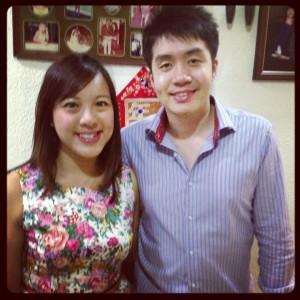 Calvin Woon and Patricia Lin, founders of WealthMastery.sg