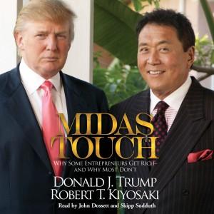 Image credits: Donald Trump, Robert Kiyosaki