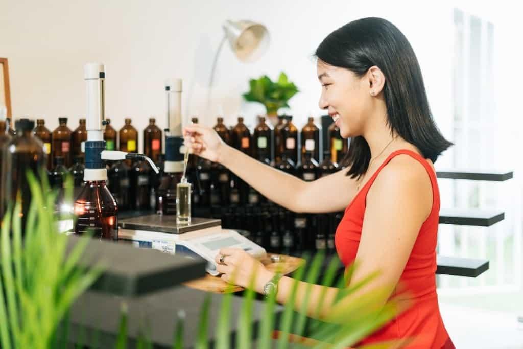 Date Ideas Perfume Making Workshop Singapore