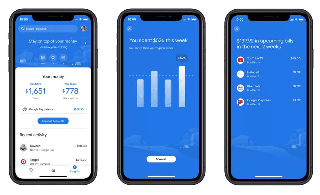 Google Pay Cashback App